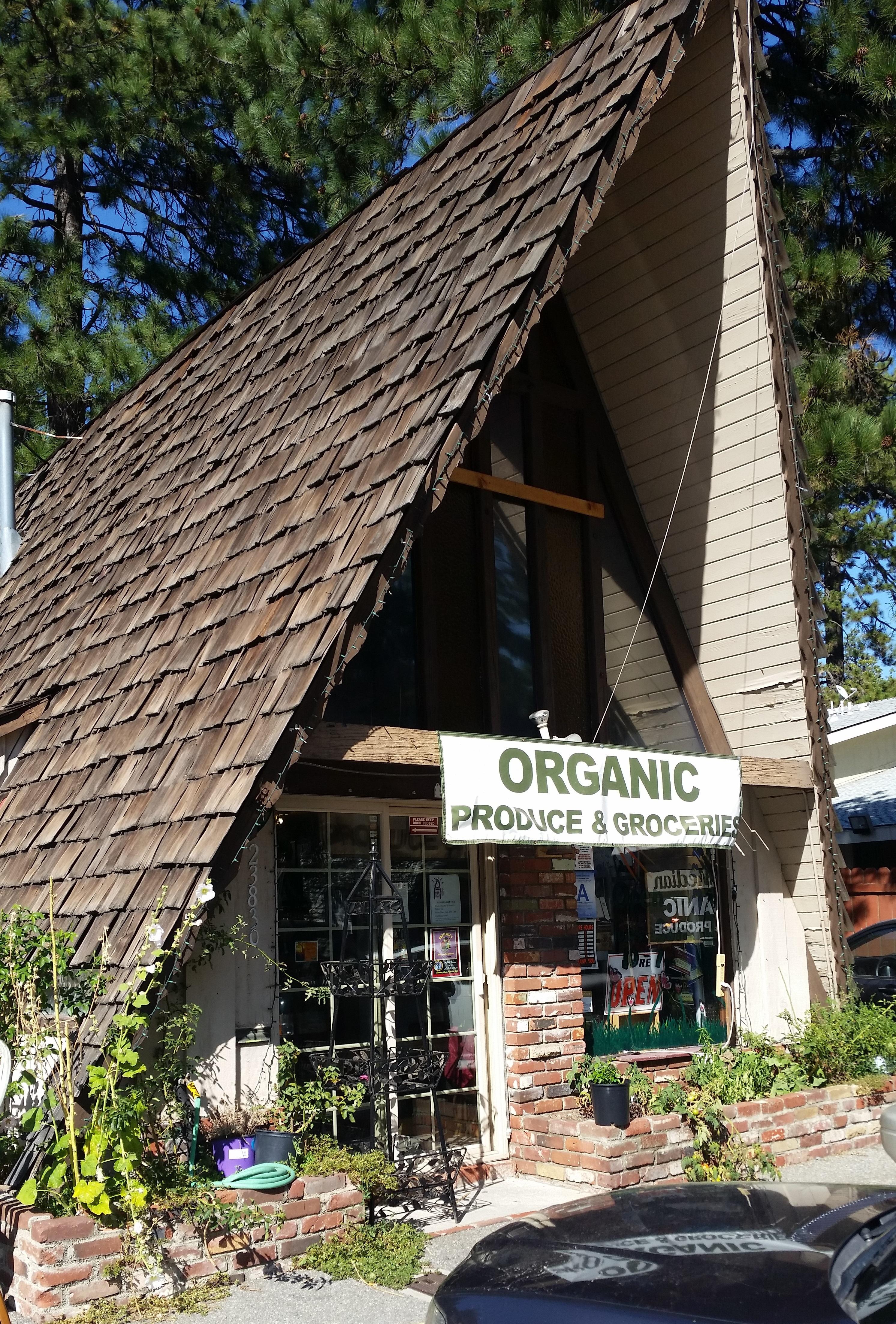 OrganicGroceryAFrame